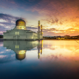 City Mosque, Kota Kinabalu by Md Arif - Buildings & Architecture Other Exteriors