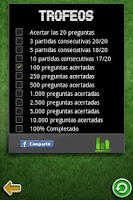 Screenshot of Trivial Liga BBVA 11/12