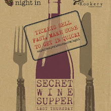 October Secret Wine Supper