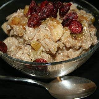 Breakfast Crock Pot Apple Recipes
