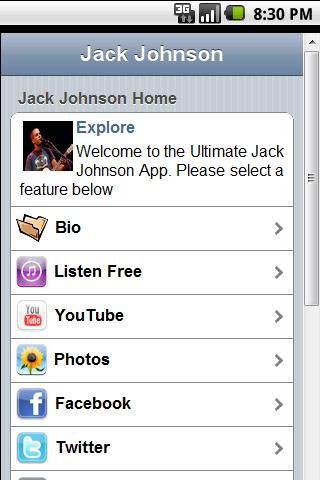 【免費音樂App】Ultimate Jack Johnson App-APP點子