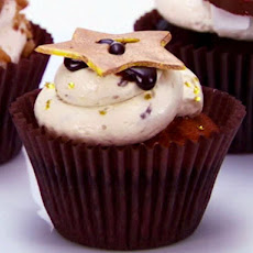 Chocolate Banana Cupcakes