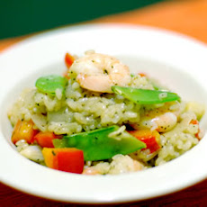 Lemon Seafood Risotto