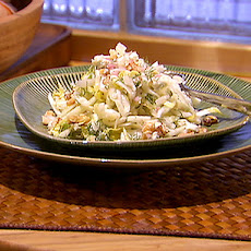 Fennel and Endive Salad with Rose Vinaigrette