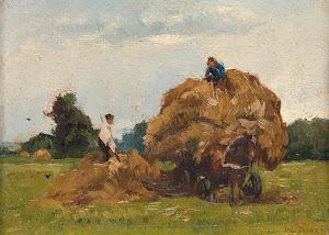 RIJKS: Willem de Zwart: painting 1931