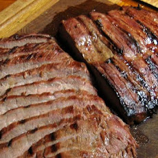 Judy's Grilled Flank Steak