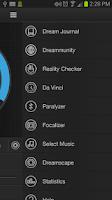 Screenshot of Lucid Dreamer