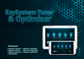 Screenshot of Ezy System Booster & Optimizer