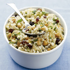 Middle Eastern Rice Salad