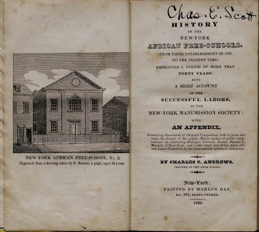 "Shortly after its founding, the Manumission Society established the <a href=""https://www.gilderlehrman.org/collections/4d3665d4-4c98-4b76-9ae4-077995470175"">African Free School</a>, which provided practical and moral education for African American children and, later, adults."