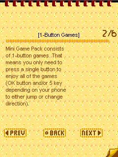 Mini Game Pack