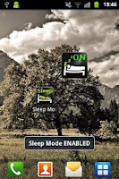 Screenshot of Sleep Mode