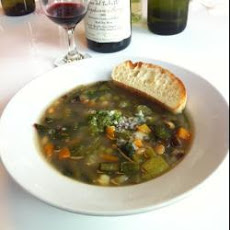 Mother's Minestrone Alla Genovese