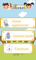 Screenshot of Coloring Book(home)