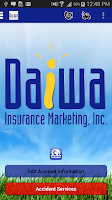 Screenshot of Daiwa Insurance Marketing