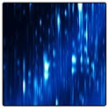 Blue Rain Drops icon