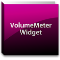VolumeMeter Widget icon