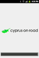Screenshot of Cyprus On Road GPS Navigation