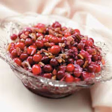 Baked Cranberry Sauce Recipe