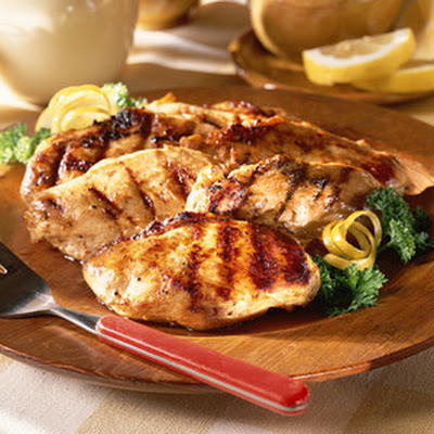 Chicken in Lemon Marinade
