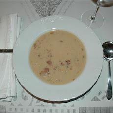 Michael's Ham Corn Chowder