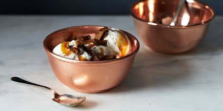 Copper Bowls + Egg Poacher