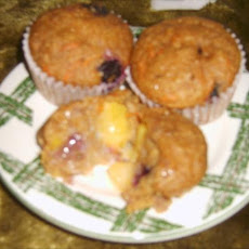 Magic Meltdown Bran Muffins