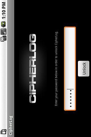 CipherLog™