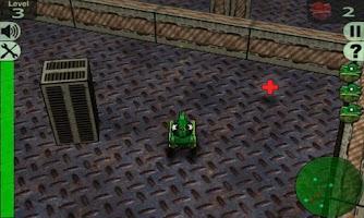 Screenshot of Crazy Tanks