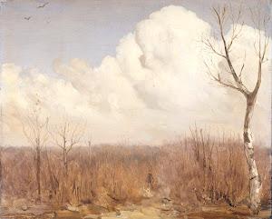 RIJKS: Gerrit Willem Dijsselhof: painting 1915