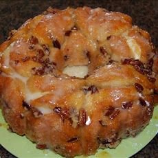 Paula Deen's Nutty Orange Coffee Cake