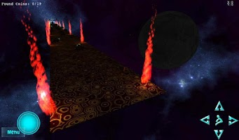 Screenshot of Legend Ball 3D
