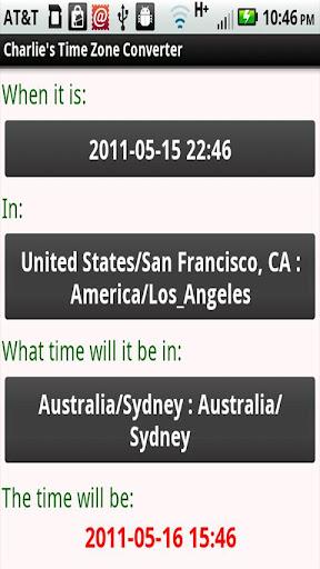 免費生產應用App|时间时区转换|阿達玩APP