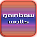 Rainbow Walls icon