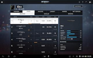 Screenshot of Battlelog