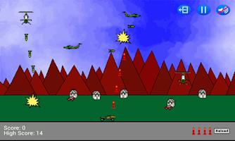 Screenshot of Air Defense