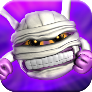 Bungee Mummy - play addictive puzzler to cling & swing through outrageous challenges