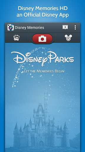 disney-memories-hd for android screenshot