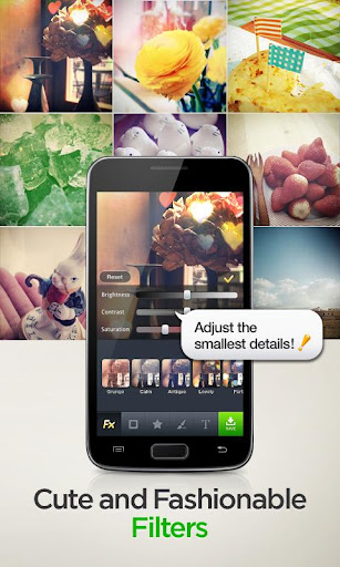 line-camera for android screenshot