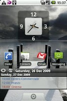 Screenshot of Laik Agenda Widget Calendar