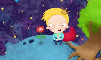 Screenshot of Le petit prince