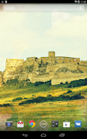 Screenshot of Castle Live wallpapers