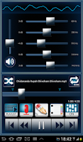 Screenshot of Audio Note Player