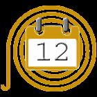 2016 IndyCar Series Schedule icon