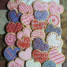 Sweets for my sweet. by Carolyn Kernan - Food & Drink Cooking & Baking (  )