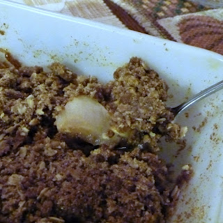 Whole Grain Apple Crisp