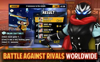 Screenshot of Homerun Battle 2