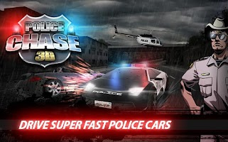 Screenshot of Police Chase 3D