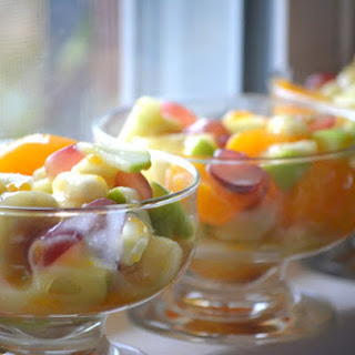 Lazy Daisy Fruit Salad