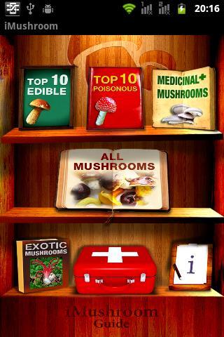 iMushroom Guide Free